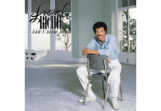 Lionel Richie - Can't Slow Down (LP) - (Vinyl)