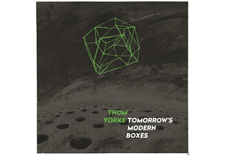 Yorke Thom - Tomorrow's Modern Boxes - (CD)