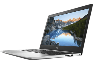 DELL INSPIRON 15-5570, Notebook mit 15.6 Zoll Display, Core™ i7 Prozessor, 8 GB RAM, 128 GB SSD, 1 TB HDD, Radeon 530, Silber