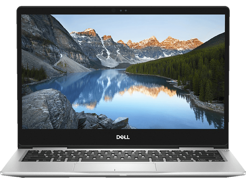 DELL INSPIRON 13-7370, Notebook mit 13.3 Zoll Display, Core™ i5 Prozessor, 8 GB RAM, 256 GB SSD, Intel® UHD Graphics 620, Silber