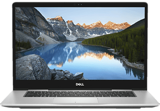 DELL INSPIRON 15-7570, Notebook, Core™ i7 Prozessor, 16 GB RAM, 512 GB SSD, GeForce 940 MX, Silber Touchdisplyy