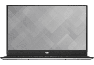 DELL XPS 13-9360R, Notebook mit 13.3 Zoll Display, Core™ i7 Prozessor, 8 GB RAM, 256 GB SSD, Intel® HD-Grafik 620, Silber