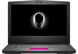 DELL ALIENWARE 15-R3, Gaming Notebook mit 15.6 Zoll Display, Core™ i5 Prozessor, 8 GB RAM, 1 TB HDD, GTX 1060, Grau