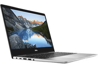 DELL INSPIRON 13-7370, Notebook mit 13.3 Zoll Display, Core™ i7 Prozessor, 16 GB RAM, 512 GB SSD, HD Grafik, Platinum Silver