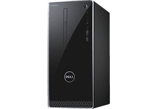 DELL INSPIRON 3668, Desktop PC mit Core™ i5 Prozessor, 8 GB RAM, 1 TB HDD, GeForce GTX 1050, 2 GB