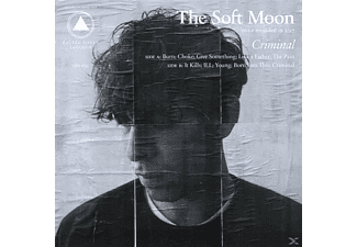 The Soft Moon - Criminal - (CD)