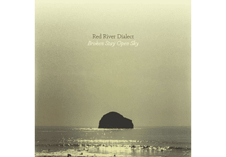 Red River Dialect - Broken Stay Open Sky - (CD)