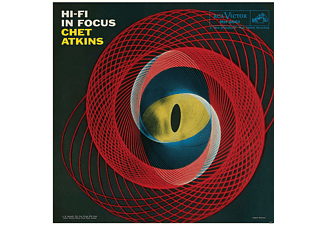 Chet Atkins - Hi-Fi In Focus (LP) - (Vinyl)