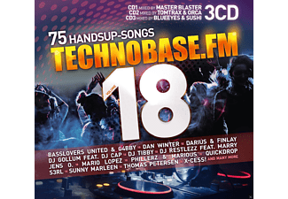 VARIOUS - Technobase. Fm Vol. 18 - (CD)