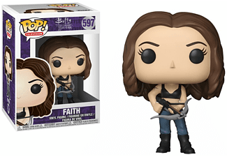 POP! TV: Buffy 25th - Faith