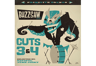 VARIOUS - Buzzsaw Joint Cut 03+04 - (CD)