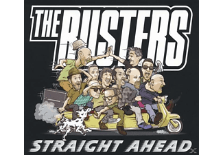 The Busters - Straight Ahead - (CD)