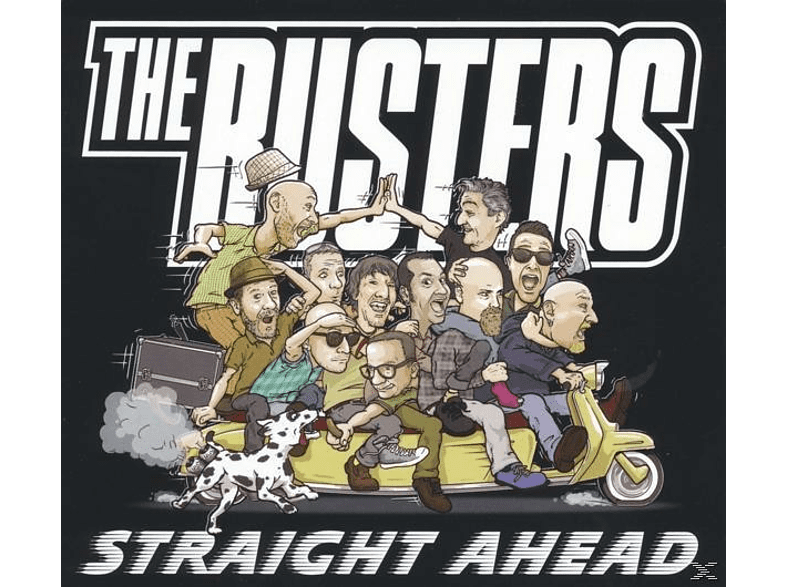 The Busters - Straight Ahead [CD]