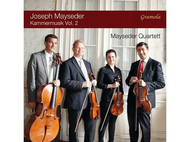 Mayseder Quartett - Kammermusik Vol.2 [CD]
