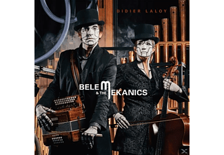 Didier Laloy - Belem & The Mekanics - (CD)