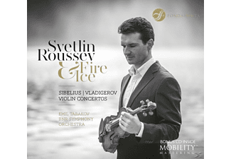 Svetlin Roussev - Fire And Ice - (CD)