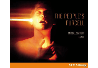 Michael & La Nef Slattery - The People's Purcell - (CD)