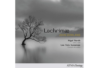 Nigel | Les Voix Humaines North - Lachrimae - (CD)