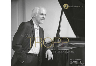 Vladimir Tropp - Russian Recital - (CD)