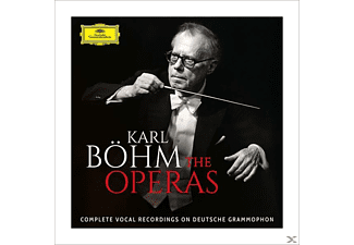 Karl Böhm - The Operas-Complete Vocal Recordings On DG - (CD)