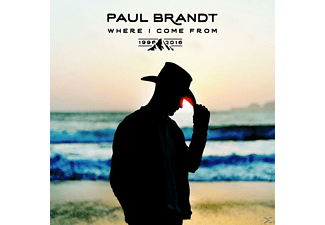 Paul Brandt - Where I Come From-1996-2016 - (CD)