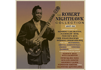 Robert Nighthawk - The Robert Nighthawk Collection 1937-52 - (CD)