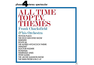 Frank Chacksfield & His Orchestra - All Time Top T.V.Themes - (CD)