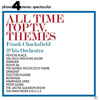 Frank Chacksfield & His Orchestra - All Time Top T.V.Themes [CD]
