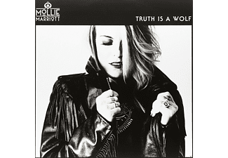 Mollie Marriott - Truth Is A Wolf (Red Vinyl LP) - (Vinyl)