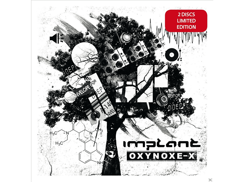 Implant - Oxynoxe-X (Limited) [CD]