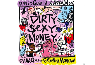 David Guetta, Afrojack - Dirty Sexy Money - (5 Zoll Single CD (2-Track))
