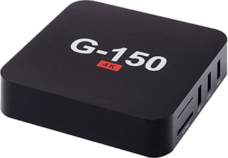 GOLDEN INTERSTAR G-150 Android TV-Box (Schwarz)