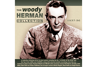 Woody Herman - The Woody Herman Collection 1937-56 - (CD)