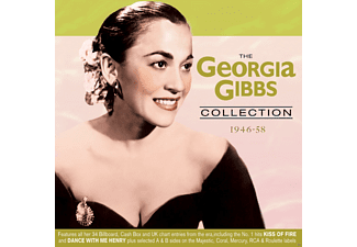 Georgia Gibbs - The Georgia Gibbs Collection 1946-58 - (CD)