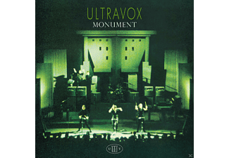 Ultravox - Monument (Live) (2009 Digital Remaster) - (CD + DVD Video)
