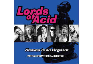 Lords Of Acid - Heaven Is An Orgasm (Remastered Edition) - (CD)