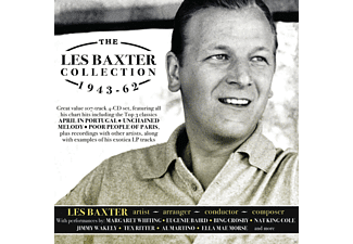 Les Baxter - The Les Baxter Collection 1943-62 - (CD)