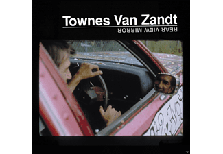 Townes Van Zandt - rear view mirror - (Vinyl)