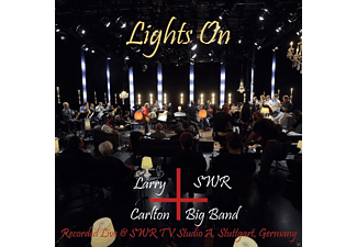 Larry Carlton, The Swr Big Band - Lights On - (CD)