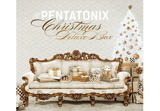 Pentatonix - A Pentatonix Christmas (Deluxe Box) - (CD)