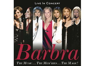 Barbra Streisand - Music... the Mem'ries... the Magic! (CD)