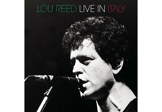 Lou Reed - Live in Italy (CD)