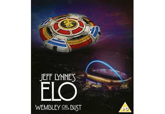 Jeff Lynne's ELO - Jeff Lynne's ELO - Wembley or Bust (CD + Blu-ray)