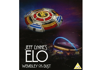 Jeff Lynne's ELO - Jeff Lynne's ELO - Wembley or Bust (CD + DVD)