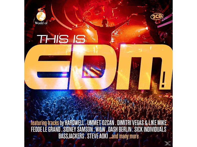 VARIOUS - This is EDM! [CD]