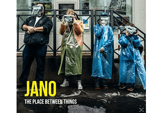 Jano - The Place Between Things - (CD)