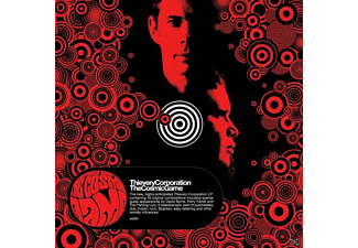Thievery Corporation - The Cosmic Game - (Vinyl)