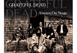 Grateful Dead - Always On Stage - Live - (CD)