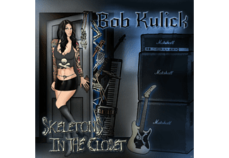 Bob Kulick - Skeletons In The Closet - (CD)