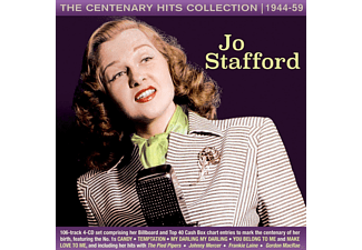 Jo Stafford - The Centenary Hits Collection 1944-59 - (CD)
